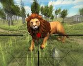 Охота на льва 3D