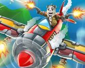 Воздушный бой 2D