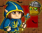 Охотник на Орков в Хэллоуин