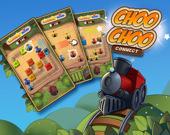 Choo Choo: Соедини предметы