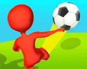 Веселый футбол 3D