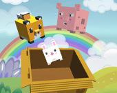 Животные в коробке