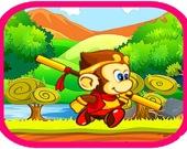 Супер-прыжок Конга-героя