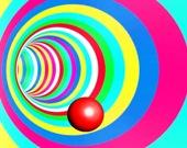 Мяч в тоннеле