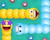 Змейка в соцсетях