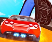 Автотрюки - Новые гонки 2021