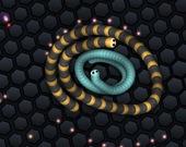 Большая змея.io