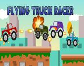 Летящий грузовик