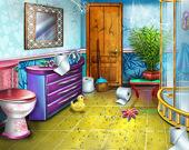Декоративная ванная Ледяной Королевы