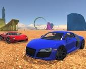 Шумные трюковые автомобили 2