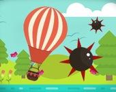 Приключения воздушного шарика