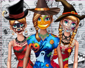 Кукла Хэллоуина