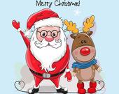 Рождественские Забавы: Скрытые Звезды