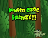 Безумно голодный крокодил