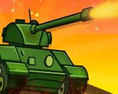 Танковая схватка