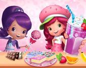 Шарлотта Земляничка: Магазинчик сладостей