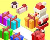 Линия рождественских подарков