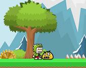 Приключения Зеленого Малыша