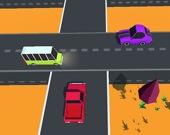 Перекресток на шоссе