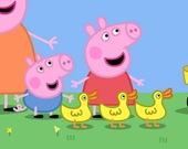 Коллекция пазлов: Свинка Пепа