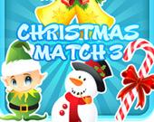 3 в ряд: Рождество