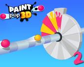 Разноцветный хлопок 3D 2