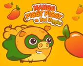 Манго-свинка Хрюша против плохих овощей