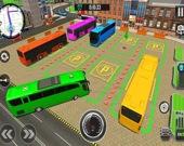 Симулятор Парковки Городских Автобусов