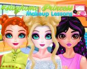 Уроки Макияжа Принцессы