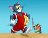 Том и Джерри - 3 в ряд