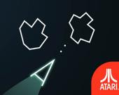 Атари. Астероиды