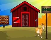 Побег козы