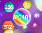 Соединяйте гексы 2048