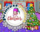 Идеальное Рождество с принцессами