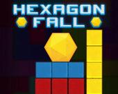 Падающий шестиугольник