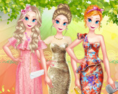 Принцесса: Весенняя Модель