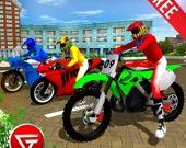 3D приключения на парковке: Мотоциклы 2020