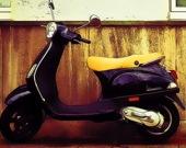 Городской скутер - Пазл