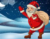 Мешок с Подарками Санта Клауса