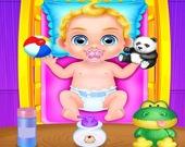 Няня - уход за малышом