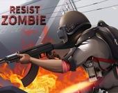 Противостояние зомби