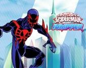 Прыгай с  Человеком-пауком