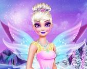Ледяная Королева Красоты: Макияж