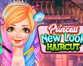 Принцесса: новая прическа