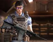 CS Война с оружием FPS