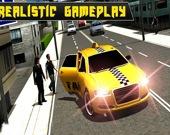 Сумасшедшее Такси 3D