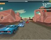 Скоростные автогонки 3D