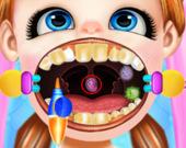 Маленькая принцесса: приключения у стоматолога