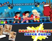 Боксер-боец: супер удар