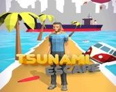 Спасайся от цунами